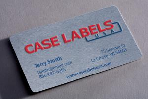 Metal & Polycarbonate Business Cards