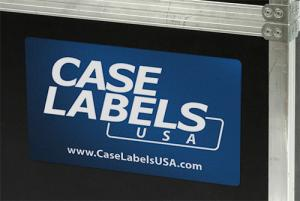 Logo Labels for Cases