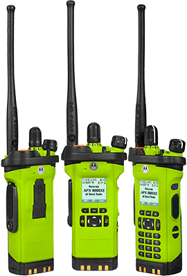 Mission Critical Public Safety Two-Way Radios | Air Comm | Phoenix, AZ - Salt Lake City, UT