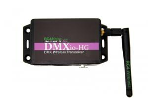 RC4Magic S3 2.4SX DMXio-HG Data Transceiver with External Antenna