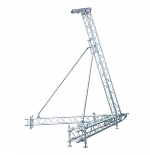 Array Tower Truss,Line Array Tower,Truss System,Guangzhou Fengming Audio Equipment Co.,Ltd