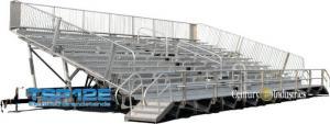 TranSport_TSPE12_Elevated_Mobile_Grandstand_Bleacher