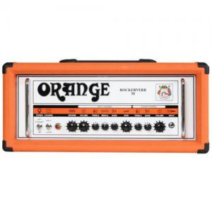 Orange Rockerverb 50 Amp Head Case - Encore Cases