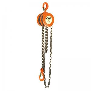 CM Series 622 Hand Chain Hoist - MTN SHOP