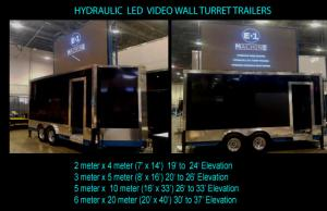 E-1 LED VIDEO TRAILERS
