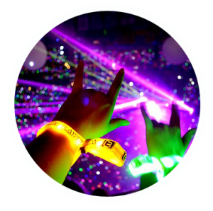 Xylobands | Corporate Event Wristband