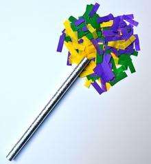 Flutter FETTI Confetti Sticks | Handheld Confetti Sticks