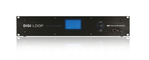 Digi-Loop DSP dual channel loop amplifier with Dante (DL210 NET D 2.0) by Williams AV
