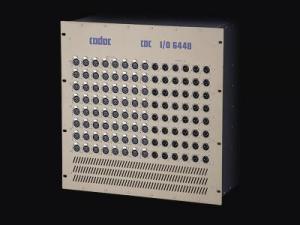 CDC I/O 6448 - Cadac Digital Mixer