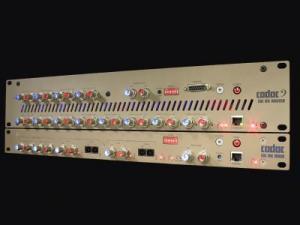 MegaCOMMS Digital Audio Protocol - Cadac Digital Mixer