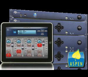 Lectrosonics ASPEN Series DSP Audio Processors