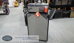 Fender Bassman 500 and Bassman 610 Cabinet