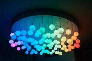 Astera LED Chandeliers - Astera-LEDs.com ~ Wireless Color LED Solutions for Event and Film Lighting ~ Engineered in Germany ~