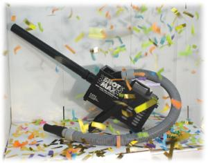 MT-Electronic - Confetti & Streamers