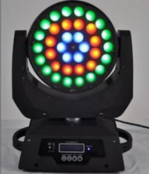 36*10W zoom LED Moving Head Light