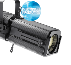 PROFILO LED 200 - High-power alternative to conventional Profilers
