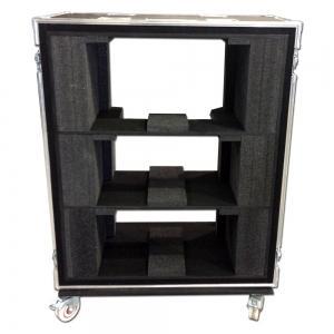 3 Amp head rack - AMP-HEAD-RACK - Custom Cases - Products – Multi-Caisses