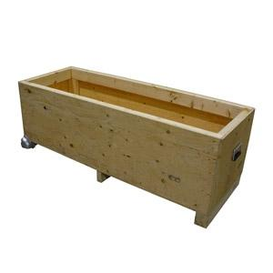 Wooden Crates Custom Made - WOOD-CRATE-DEMO - Wood Crates - Custom Cases - Products – Multi-Caisses