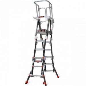 Compact Safety Cage | Little Giant Ladders