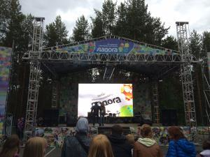 -Outdoor Rental LED Display