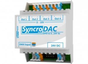 Syncronorm - SyncroDAC