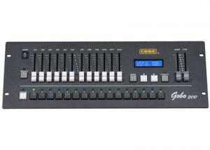 CODE Electronic Co., Ltd - Products - Gobo 200 Lighting Controller