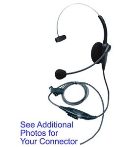 Dispatcher Lightweight Headset