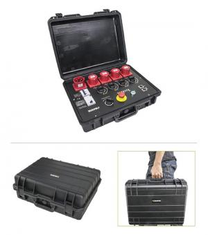 RIGPRO 4-CH and 8-CH direct hoist controllers - Professional Stage & Studio Equipmentprofessional | Kupo Stage TW - CHC-14-3P / DC Chain Hoist Controller