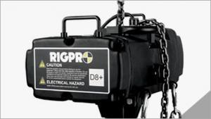 RD-500 / BGV D8+ (IGVW SPQ2) Chain Hoist - Professional Stage & Studio Equipmentprofessional | Kupo Stage TW - BGV D8+