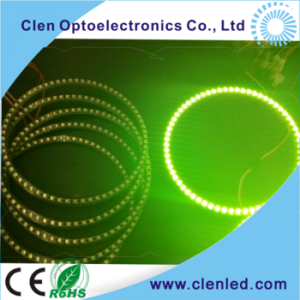Angle eyes circle led ring sk6812 dv5v 5050rgb 60leds led ring