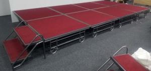 Stage -folding stage-Guangzhou Weifa Trussing Co., Ltd.