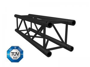 F34 Square Truss Matte Black (11.41in)