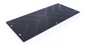 LibertyMat™ | Medium Duty Ground Protection Mat | TuffTrak®