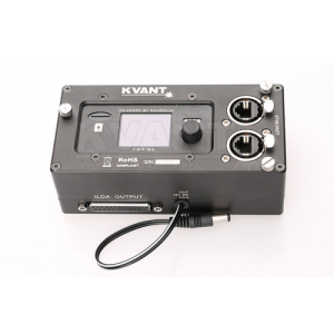 Kvant FB4.net Quick Connect Laser show control hadware — Pangolin Lasers