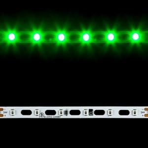 HyperFlex 2835 LED Strip Light - Green - 60/m - CurrentControl - 10m Reel