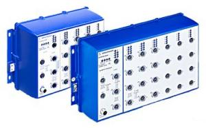 OCTOPUS OS24/34 Managed PoE Switches by Belden