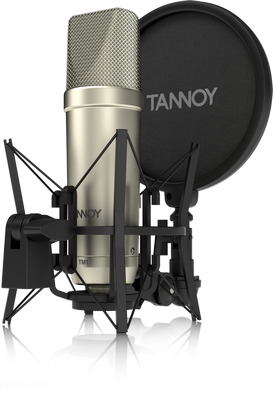 TM1 | Condenser | Microphones | Tannoy | Categories | TANNOY