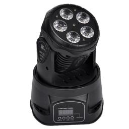 M107-C5 12W FIVE in One LED Mini Moving Wash | Guangzhou Ever Famous Electronic Co.,Ltd