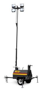 Genie® TML™-4000 Light Tower