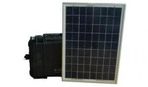 Power Pack 1 & Solar Panel 1 PP1 & SP1