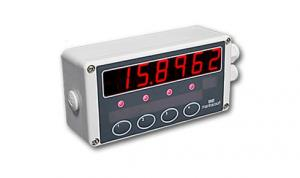 Remote Digital Display Module - SERIALDIS